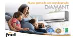 Diamant: el nuevo aire acondicionado Ferroli más sostenible y eficiente
