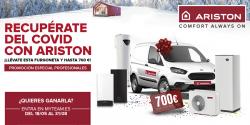 ariston-promocion-especial-instaladores-profesionales