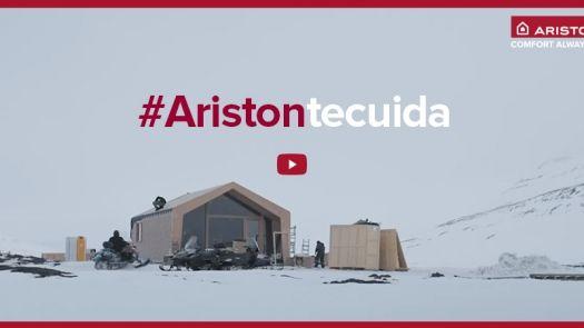 Ariston te cuida: un mensaje positivo a clientes, instaladores y distribuidores