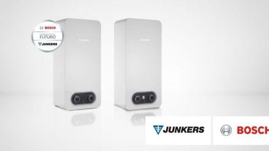 Junkers lanza sus calentadores atmosféricos Hydro de bajas emisiones de NOx