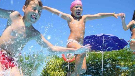 Captadores solares Roth para alargar la temporada de baño en piscinas exteriores