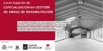 Curso de Especialización en Gestión de Obras de Rehabilitación de la Fundación Laboral