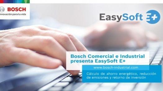 El programa Easy Soft E+ de Bosch calcula el ahorro energético y económico del cambio de caldera