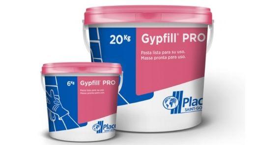 Placo presenta Gypfill PRO, una nueva pasta de juntas lista para usar