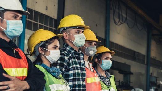 Medidas de protección Saint-Gobain Weber para la reapertura de los negocios de sus colaboradores