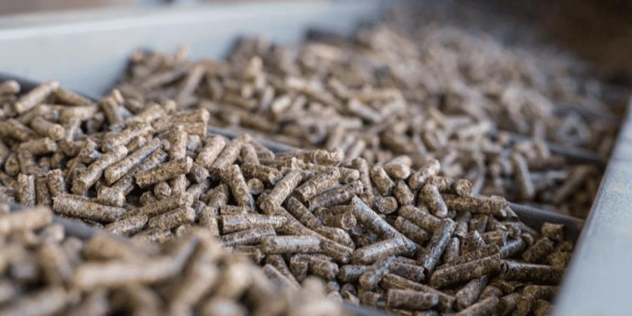 La producción de pellets de madera aumenta un 20% en el último año
