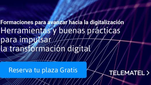 Telematel Academy; webinars para la transformación digital de fabricantes de materiales