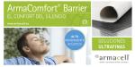 ArmaComfort Barrier, la nueva solución ultrafina de alto rendimiento acústico de Armacell