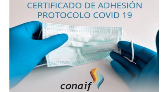 CONAIF lanza un certificado para empresas instaladoras comprometidas con la seguridad frente al COVID-19