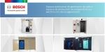 Bosch aconseja equipos autónomos de generación de calor por su tamaño, costes y eficiencia