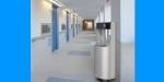 IGEA CARE de Ariston Thermo Group: una innovadora fuente para el lavado y desinfección de manos