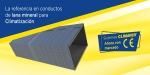 Conductos de lana mineral Climaver de Isover: primer sistema de climatización con Marcado CE