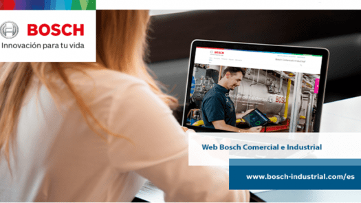 Nueva web de Bosch Comercial e Industrial con una experiencia de usuario mejorada y más accesible