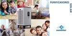 Purificadores de aire MIA AIR: protección para el aire que respiramos