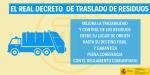 Real Decreto de traslado de residuos