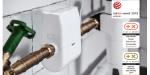 Sistema de control para tuberías de agua con tecnología de seguridad optimizada RE.GUARD de REHAU