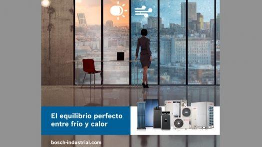 Soluciones HVAC de Bosch Termotecnia para edificios comerciales