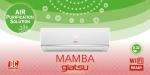 Nuevo split 1x1 MAMBA de Giatsu súper silencioso y con plasma antivirus