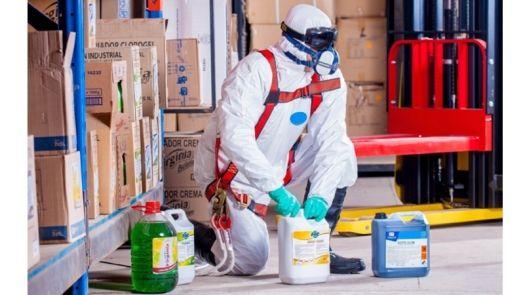 Webinar de la Fundación Laboral sobre productos químicos en la construcción