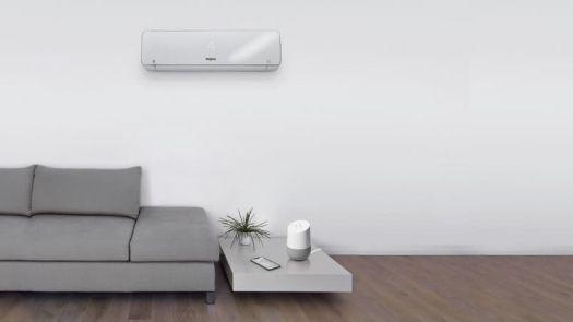 La nueva generación de aire acondicionado Whirlpool incluye control por voz