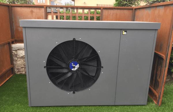 bomba de calor enertres