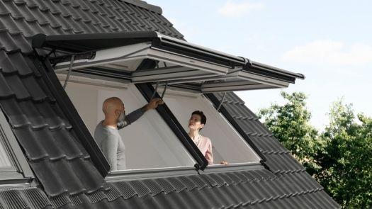 Ventajas de combatir el calor de este verano con una persiana exterior Velux