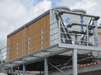 climatización evaporativa equipo