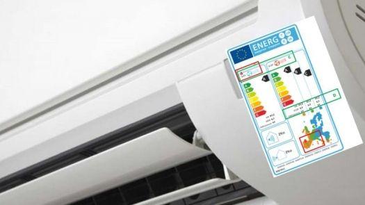 Etiqueta energética en el aire acondicionado: qué debes saber