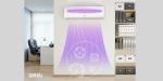 Giatsu Violet: primer split con luz UV para eliminar virus y bacterias