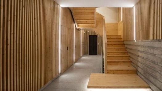 Histórico hotel de Vigo convertido en el primer edificio plurifamiliar certificado Passivhaus de Galicia