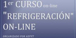 Primer curso refrigeración online de Aefyt