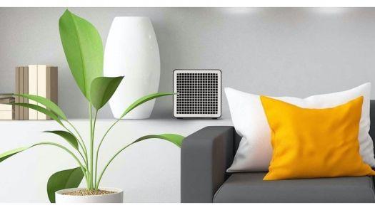 Pure Air Box de Haverland purifica y desinfecta aire y superficies al 99,99%