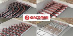 sistemas radiantes giacomini