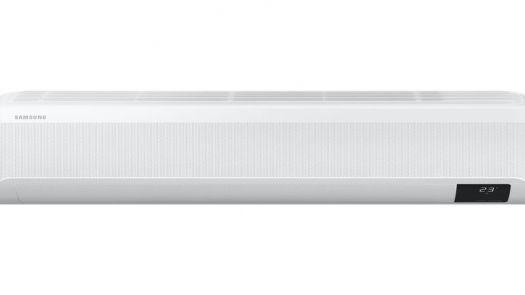 Nuevo climatizador de Samsung Wind- FreeTM Deluxe para uso comercial y bombas de calor domésticas
