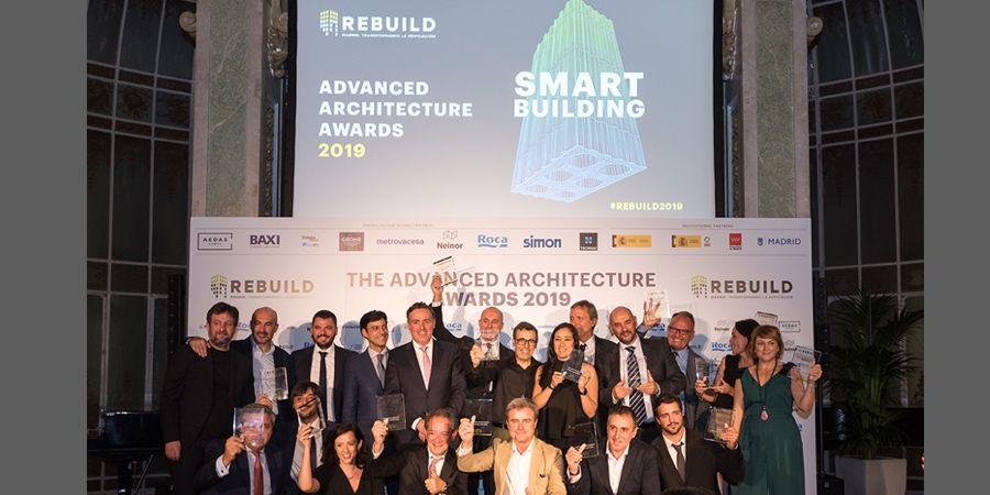 Rebuild 2020: liderazgo e innovación en los premios Advanced Architecture Awards