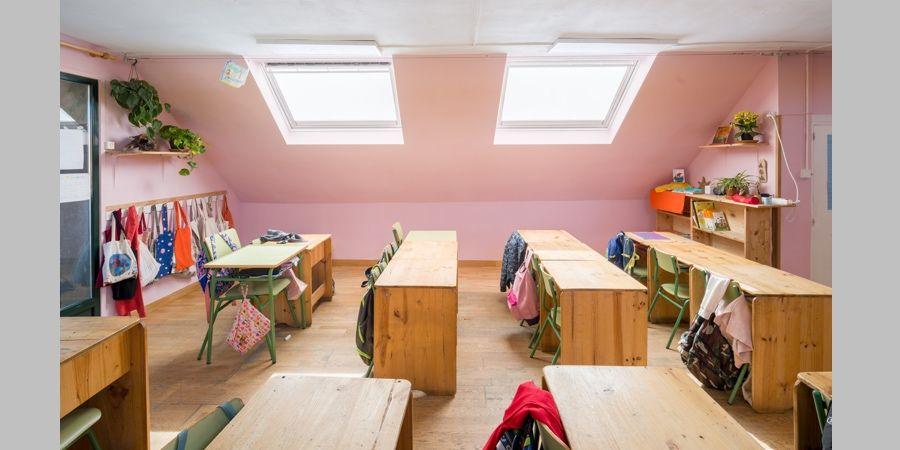 Velux ofrece un estudio de ventilación e iluminación gratuito a centros educativos