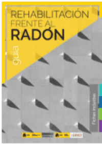 Guia rehablitacion frente al radon con fichas