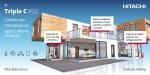 Triple C de Hitachi: primer multi del mercado con expansión directa