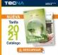 La nueva tarifa TECNA 2020/2021 ofrece al cliente una excelente experiencia de compra
