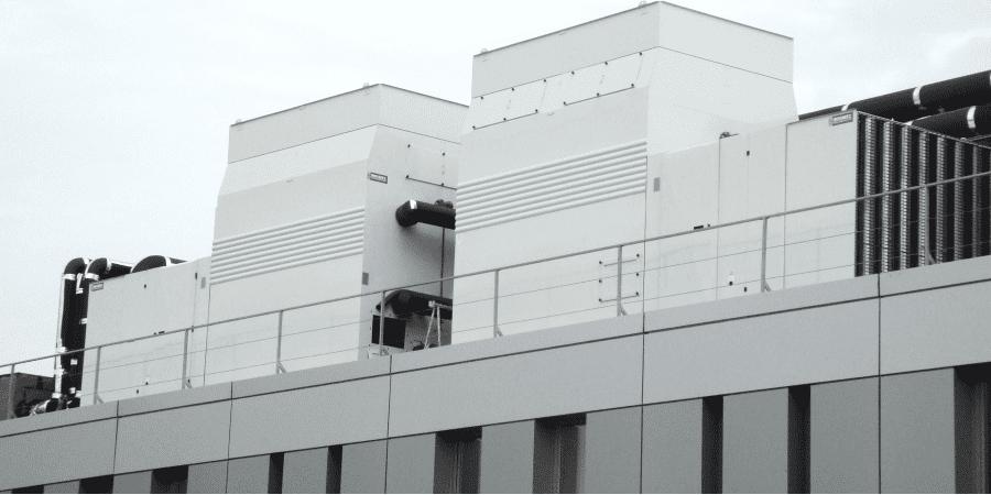 refrigeración evaporativa en hoteles