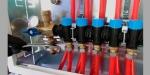 Vídeo tutorial de Giacomini sobre el montaje del colector modular en tecnopolímero R553FP