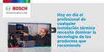 Nuevas sesiones de formación online de Bosch para instaladores