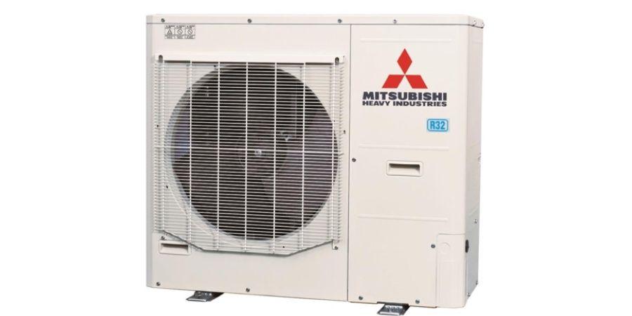 Nuevo Mini VRF Micro Kxz-W R32 de Mitsubishi Heavy Industries: más eficiente y potente