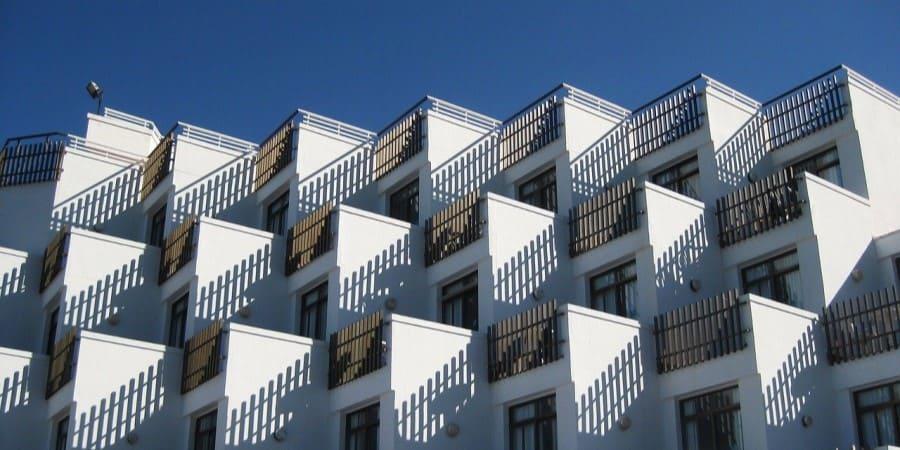 orientacion de edificios