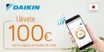 Plan Renove de Daikin: 100 euros al adquirir un equipo con bomba de calor