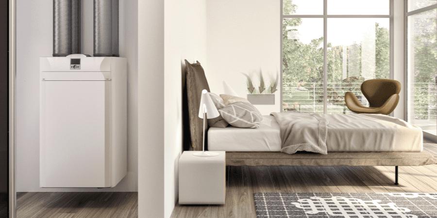 recuperador de calor residencial tecna