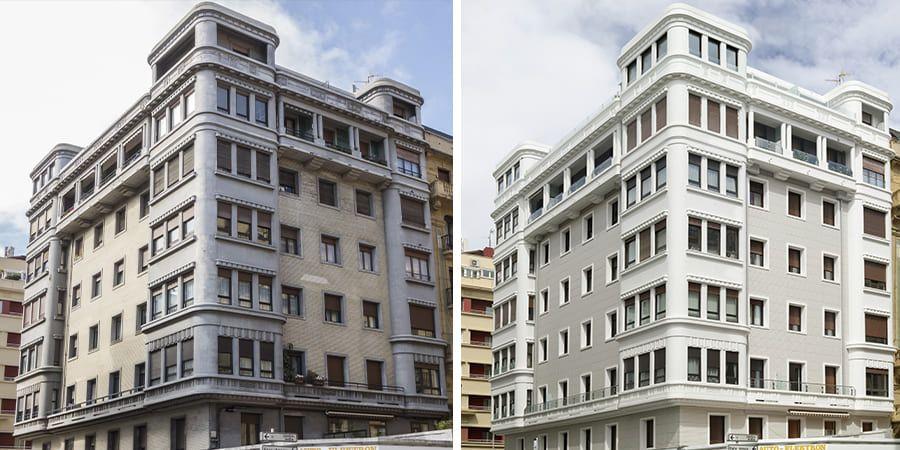 ¿Por qué rehabilitar con fachada ventilada? Ventajas para el proyectista y para los propietarios del edificio