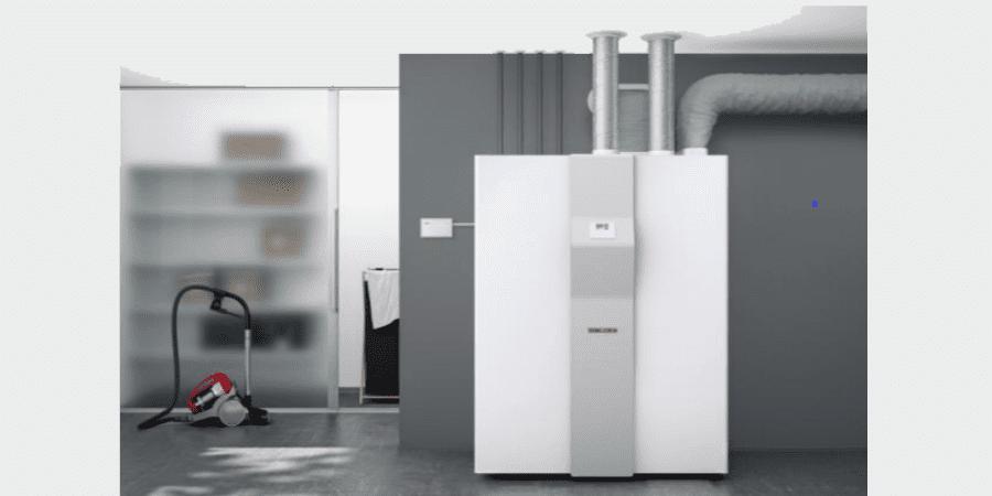 ventilacion centralizada stiebel eltron