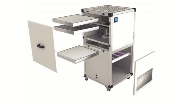 tecnologia ultravioleta para ventilacion