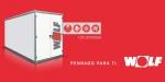 UTC Systems de Wolf: solución integral para ACS, calefacción, refrigeración y ventilación